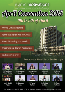 IM April Convention 2015
