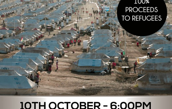 Eid Dinner – Refugee Crisis Fundraiser
